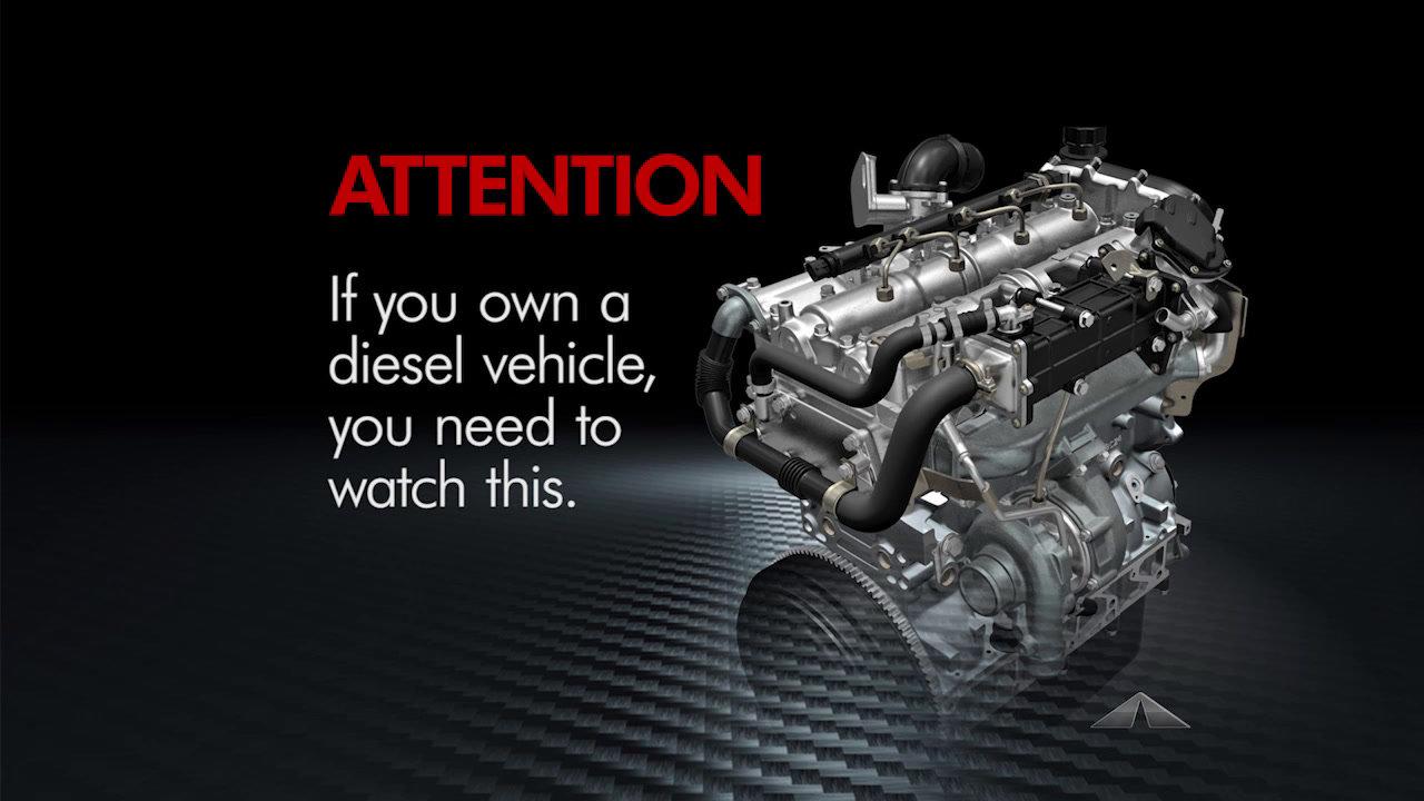 Diesel - EGR Valve
