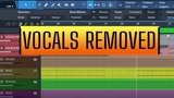 Remove vocals from any song in 48h