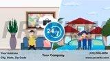 Personalize Water Damage Repair & Restoration Services Explainer Video