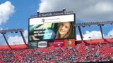 Add anything to a NFL Jumbotron Video best promotional video for your business