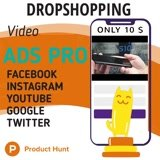 Create viral shopify and facebook dropshipping original content