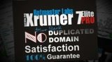 create/ping 5500 VERIFIED Domain Forum Profile Backlinks xrumer
