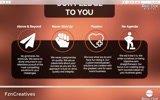 Design cool presentations / pitch decks that speak your brand