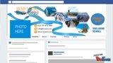 Design facebook social media cover