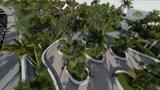 Create a 3D architectural walk-through animation video
