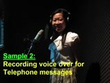 Record Vietnamese voice over and deliver within 1 hour