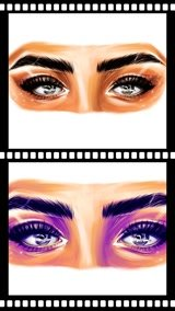 Draw an illustration for the beauty industries