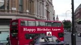 Add Anything To A London Routemaster Bus Billboard Video