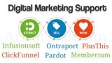 Help you to setup your InfusionSoft | Ontraport | HubSpot | Marketo | Membership