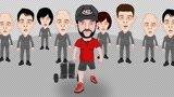 Do a 2D Cartoon animation