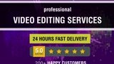 Editing any video and audio professionally
