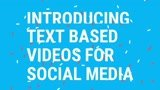 Create a crisp promo video with text animation for Social Media