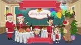 Create a personalised, animated Christmas E-Card