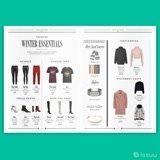 Provide digital magazine advertising per qtr/0.25