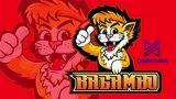 Design mascot face cartoon portrait logo