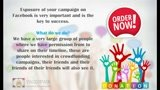Promote your Crowdfunding Fundraiser campaign (nobody offers this one!)
