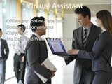 Be your Virtual Assistant for all Office Admin related tasks