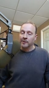 Perform your voice over, up to two minutes