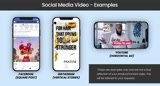 Create 1 video ad for social media