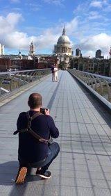Couples Love Story London Photoshoot