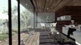 Create architecture 3d animation design exterior interior